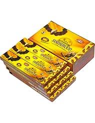 PADMA(パドマー) RUDRAKSH ルドラクシャ香 スティック 12箱セット
