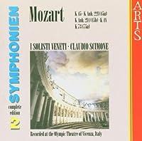 Mozart;Symphonien Vol.2