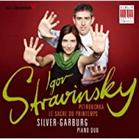 Stravinsky: Petrouchka/Sacre D