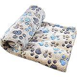 Bullidea Pet Blanket Doghouse Mat Dog Blanket Warm Blanket Thickening Super Soft and Fluffy Dog Cat Puppy Blanket