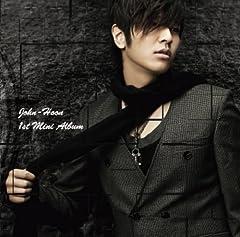 John-Hoon「君はもういない」の歌詞を収録したCDジャケット画像