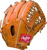 Rawlings(ローリングス) 硬式 HOH デュアルパームテック WING TIP [外野手用] GH5FHH8L リッチタン [サイズ12] RH(Left hand throw)※左投用