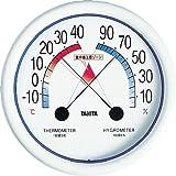 タニタ(Tanita) 温湿度計 アナログ 5488 壁掛け 食中毒注意ゾーン付