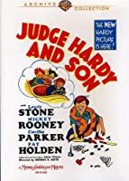 Judge Hardy & Son (1939) [DVD]