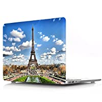 ラップトップケース、MacBookプラスチックケース、ハードシェルカバー、キーボードカバー、MacBook Pro 15インチケース用スクリーンプロテクター2018 2017 2016年リリースA1990 / A1707タッチバーモデル (カラー 1)