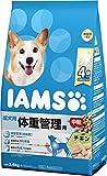 アイムス (IAMS) 成犬用 体重管理用 チキン 中粒 2.6kg(650g×4) ドッグフード(ドライ)