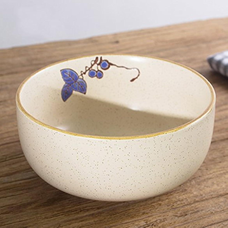 船員ペフ小道HLJ 創造的な日本のセラミック食器ラーメンボウル学生ランチボウルスープボウル
