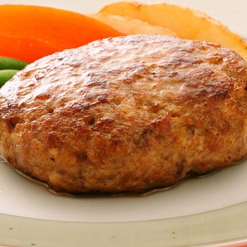 米沢牛登起波 米沢牛+米澤豚一番育ちの黄金比率ハンバーグステーキ150g×1個【ギフト簡易包装】