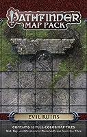 Pathfinder Map Pack: Evil Ruins (Pathfinder Adventure Card Game)