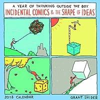 Shape of Ideas 2018 Wall Calendar: A Year of Thinking Outside the Box (Calendars 2018)