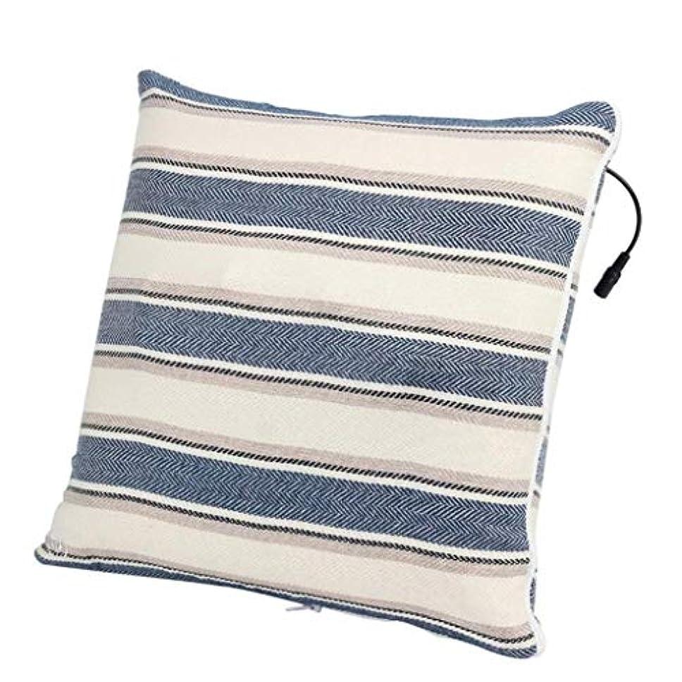 共和党規制わかる電動マッサージ枕、背中、首、肩、足の3D指圧マッサージャーで筋肉をほぐし、痛みを和らげ、持ち運びが簡単
