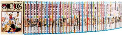 ONE PIECE コミック 1-78巻セット (ジャンプコミックス)の詳細を見る