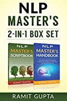NLP Master's **2-in-1** BOX SET: 24 NLP Scripts & 21 NLP Mind Control Techniques That Will Change Your Life Forever (Nlp Training, Self-Esteem, Confidence, Leadership)
