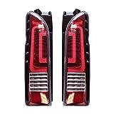 ハイエース 200系 LEDテールランプ LEDファイバー フルLED テールライト 純正交換 外装 カスタム パーツ