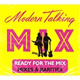 MODERN TALKING Ready For The Mix (Mixes&Rarities) 2CD set in Digipak [CD Audio]