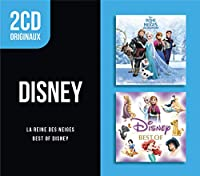 2 CD Originaux: Best Of Disney / La Reine Des Neiges