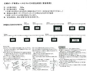 福井金属工芸 額を飾るのに便利 レールサン ピクチャーレール 壁面用 L=100㎝ Aセット WRS-100A