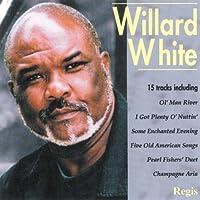 Willard White in Concert by Willard White (2013-07-12)