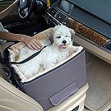 新型ペット用ドライブシート ペットシート 犬ドライブ ドライブボックス ドライブシート ボックス型カーシート 折りたたみコンパクト 大中小型車用 全種犬用猫用 車載カバー 助手席用 旅行 犬・猫散歩  折り畳み可 取り付け簡単 飛び出し防止フック付き 清潔簡単 ボックスタイプ