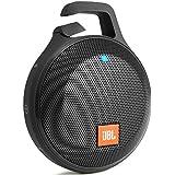 【国内正規品】JBL CLIP+ ポータブルワイヤレススピーカー IPX5防水機能 Bluetooth対応 ブラック  JBLCLIPPLUSBLK