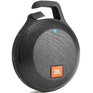 JBL CLIP+ Bluetoothスピーカー IPX5防水機能 ポータブル/ワイヤレス対応 ブラック JBLCLIPPLUSBLK 【国内正規品】