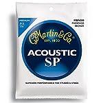 【6セット】Martin/マーチン MSP4200 [13-56] Phosphor Bronze MEDIUM