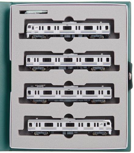 カトー Nゲージ E217系 横須賀線 総武線 付属編成 4両  鉄道模型 電車 / 10-497