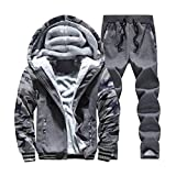 SemiAugust(セミオーガスト)メンズ 秋冬  ファッションジャケット アウトウェアパンツ 厚い迷彩ジャケット 高品質 男性用 カラーはダークグレー サイズはM