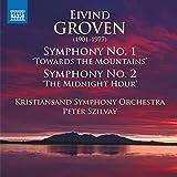 グローヴェン: 交響曲第1番、第2番