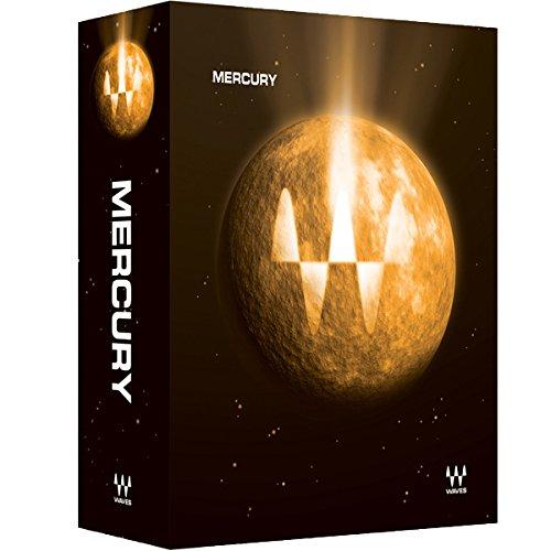 WAVES プラグインソフト Mercury バンドル (ウェーブス) 国内正規品