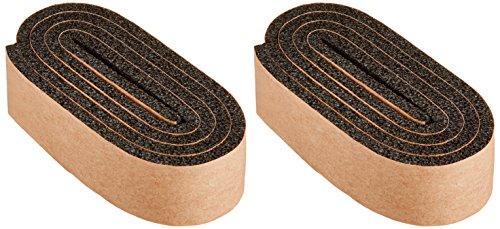 エーモン 音楽計画 防音テープ(5mm厚) 幅約30mm×900mm×2本 2183