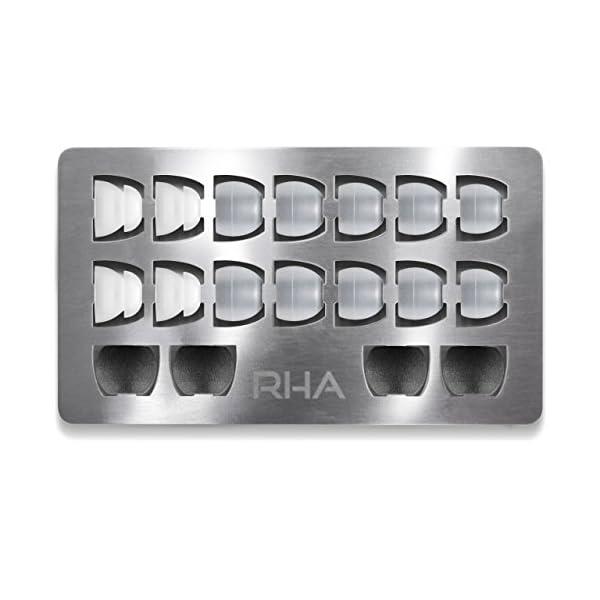 RHA MA750 ハイエンドイヤホン カナル...の紹介画像5