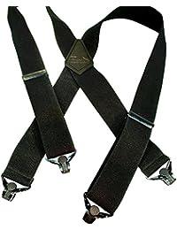 Hold-Up Suspender Co. ACCESSORY メンズ US サイズ: XX,Big & Tall,XL カラー: ブラック