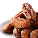 おいしい 懐かしい味 豆乳 黒糖 ドーナツ 国内産原材料をふんだんに使用 お菓子 おやつ + harry sticker (ギフト)