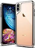 Caseology iPhone XR用ケース Waterfall Series TPU/PC ミリタリーグレード通過(米国防総省ドロップテスト) CO-A18L-FUS-CLR