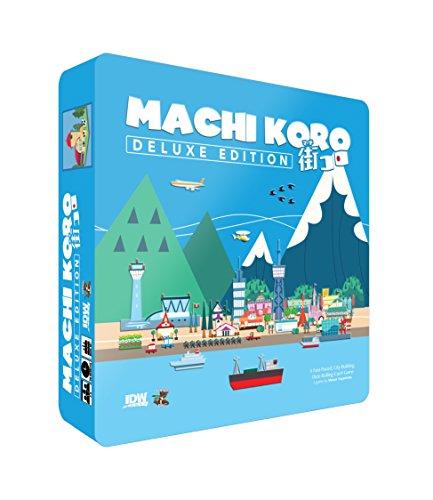街コロ デラックス エディション (Machi Koro) Deluxe Edition ボードゲーム