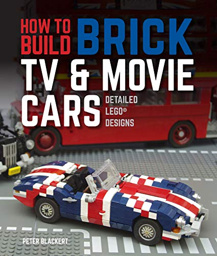 How to Build Brick TV and Movi...