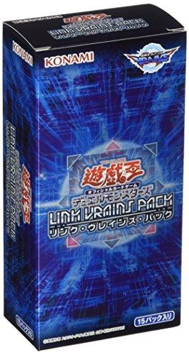 遊戯王OCG デュエルモンスターズ LINK VRAINS PACK BOX