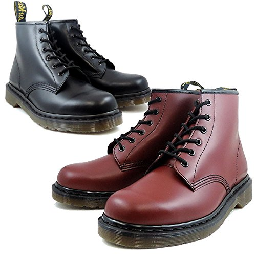 101 6EYE BOOT CHERRY RED SMOOTH 10064600