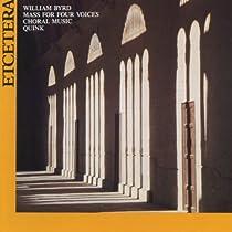 Mass for four voices, IV Sanctus