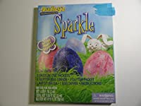 Dudleys Eggceptional Sparkle Decorating Kit [並行輸入品]