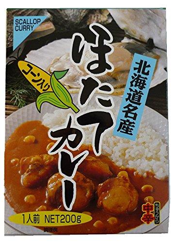 高島食品 ホタテカレー 200g