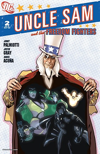 Download Uncle Sam and the Freedom Fighters (2006-2007) #2 (English Edition) B00XJ2K0FQ
