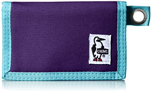 [チャムス] CHUMS Eco Small Wallet CH60-0852 Violet (Violet2) -