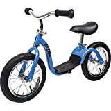 Kazam Step Through Balance Bike Scooter for 2-5 Years, Blue
