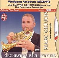 Mozart: the Four Horn Concerto