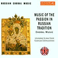 Passions in Russian Tradition