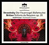 Stravinsky/Britten: the Firebi