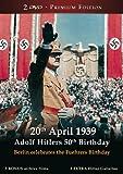 ヒトラー誕生日軍事パレード DVD2枚組み