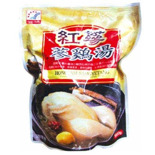 ファイン 紅参参鶏湯 1kg ■韓国食品■韓国加工食品■ファイン■レトルト■サムゲタン■韓国美味しいサムゲタン■